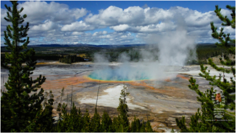 Picture Guide to Yellowstone's Geyser and Goethermal Features